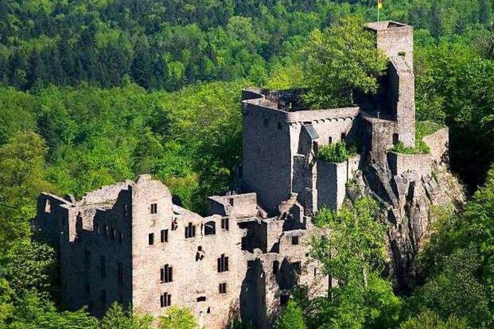 Altes Schloss Hohenbaden - Baden-Baden