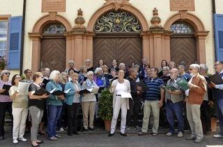 Sommerkonzert der Kantorei in Kenzingen