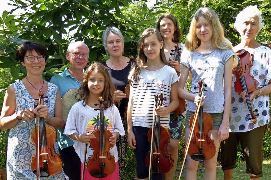 Folk-Strings und Die Furchtlosen 7 1/2 in Emmendingen - Badische Zeitung TICKET