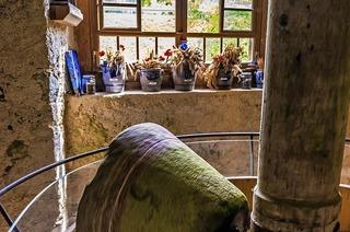 Museumsmühle Im Weiler geöffnet in Stühlinge-Blumegg
