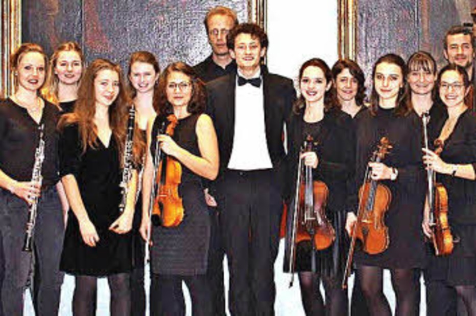 Junges Kammerorchester Freiburg in Hinterzarten - Badische Zeitung TICKET