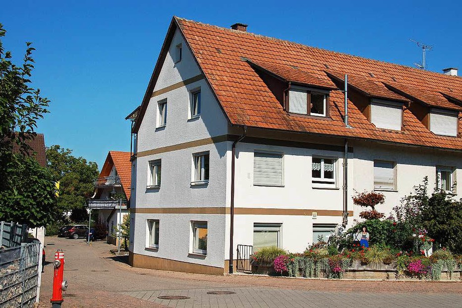 Rathaus - Vörstetten