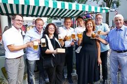 Fotos: Nepomukfest in Neuenburg am Rhein