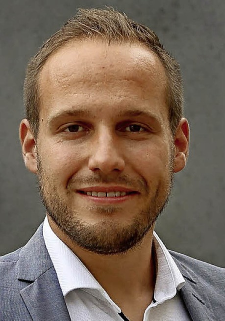 Felix Fischer ist erster Bewerber - Badische Zeitung TICKET