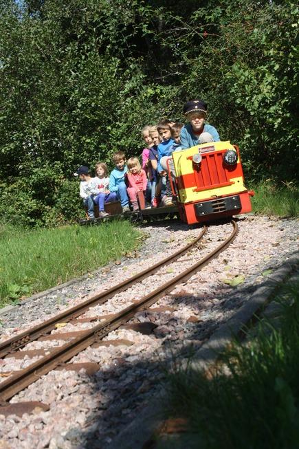 Liliput-Eisenbahn Hasel - Hasel