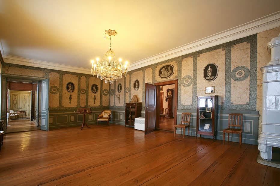 Historisches Museum Basel - Haus zum Kirschgarten - Basel