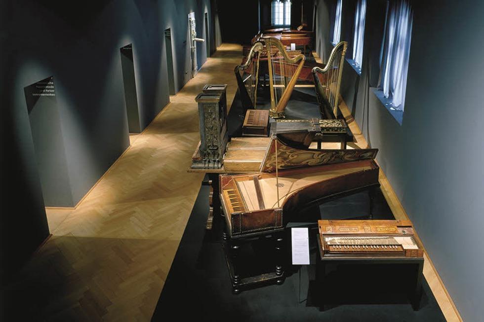 Historisches Museum Basel - Musikmuseum - Basel
