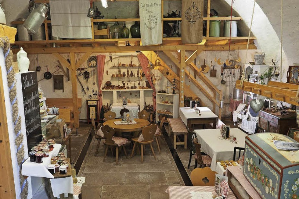 Café und Kunst (Malstüble) - Seelbach