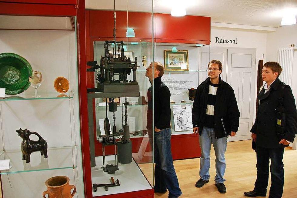 Stadtmuseum im Rathaus - Staufen