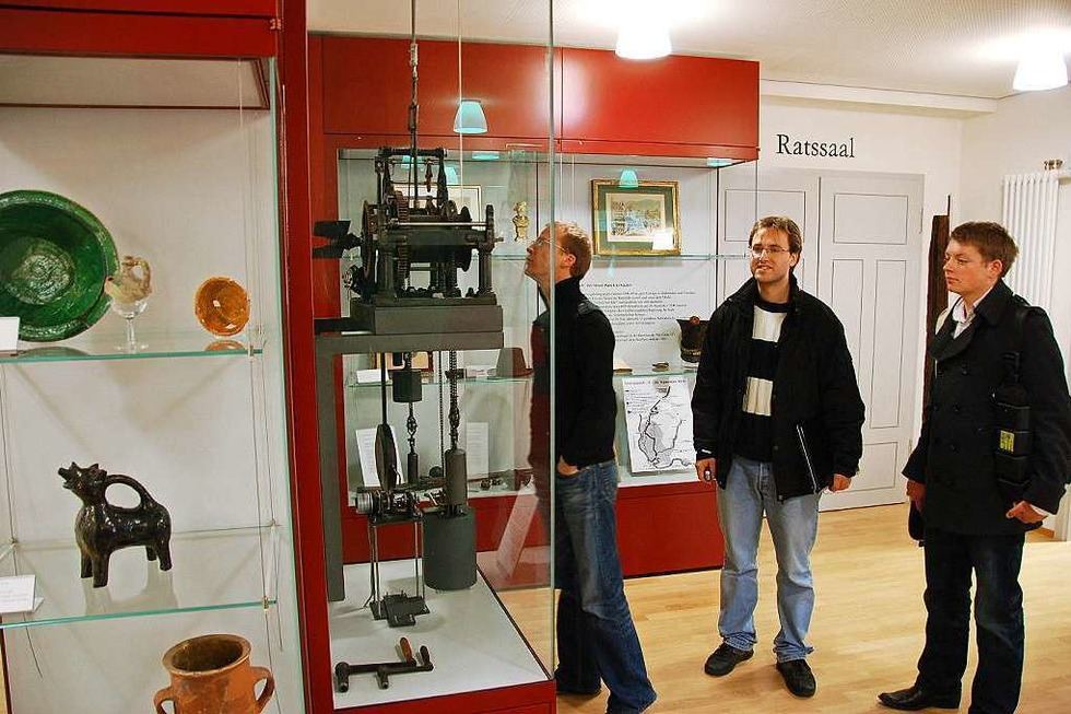 Stadtmuseum Stubenhaus - Staufen