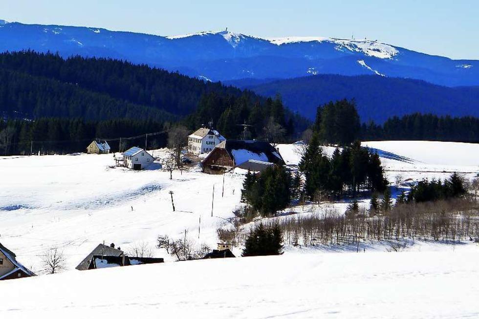 Ahornlift (Schwärzenbach) - Titisee-Neustadt