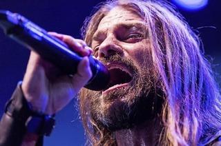 """Die Band Iced Earth tritt beim Metal-Festival """"Baden in Blut"""" auf"""