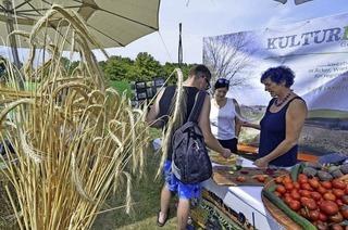 Das Agrikulturfest zeigt die Vielfalt nachhaltiger Landwirtschaft