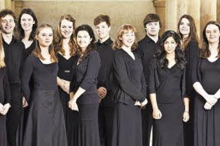 The Choir of Trinity College in St. Blasien