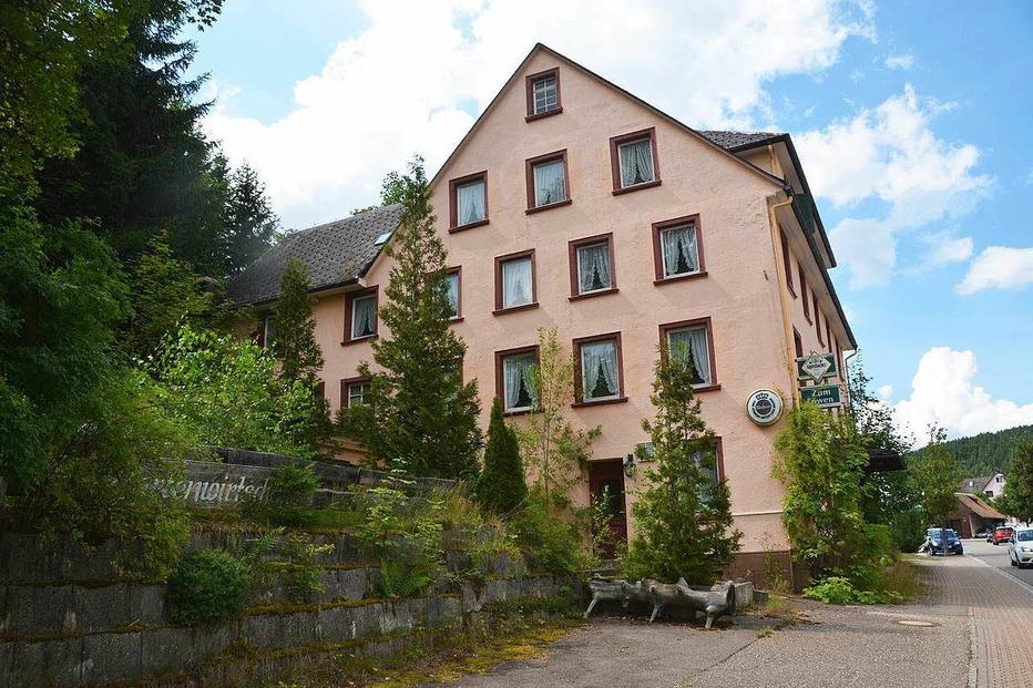 Gasthaus Löwen (geschlossen) - Lenzkirch