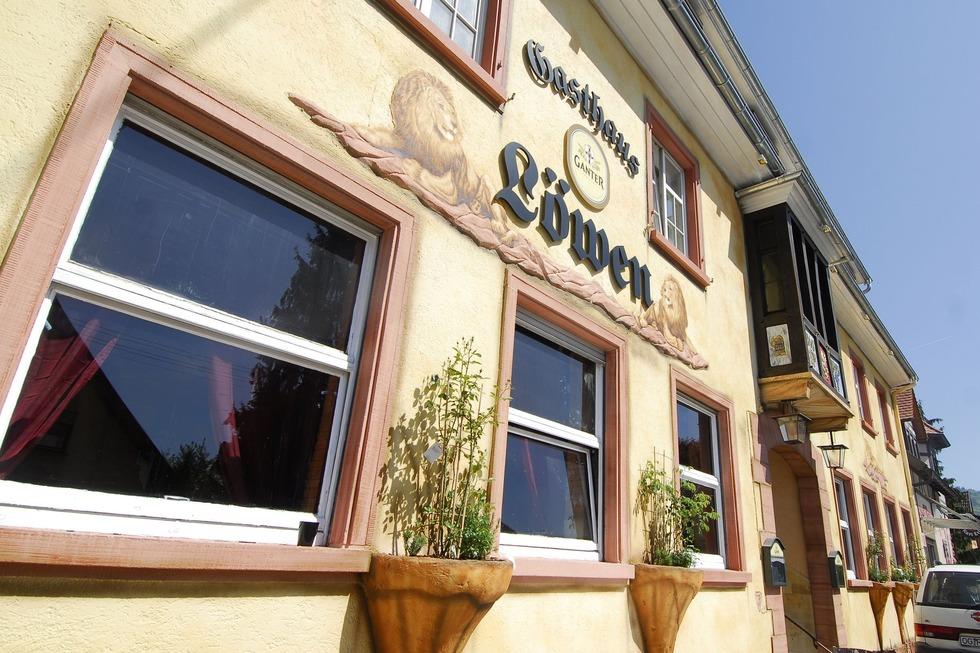 Gasthaus Zum Löwen (geschlossen) - Friesenheim