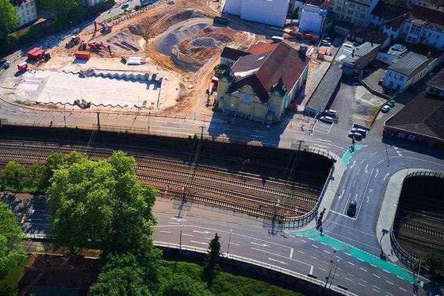 Wie Offenburg bei der Sanierung der Unionbrücke Millionen sparte