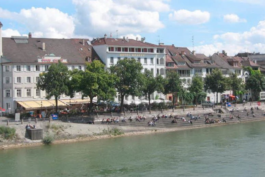 Rheingasse (Kleinbasel) - Basel