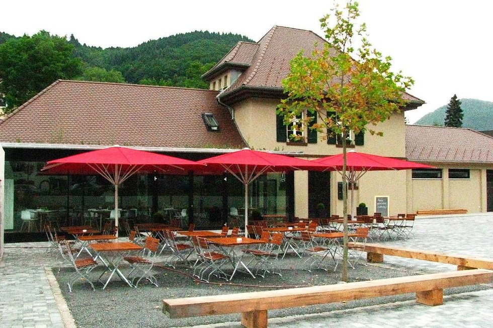 Café-Gasthaus Bahnhof - Münstertal