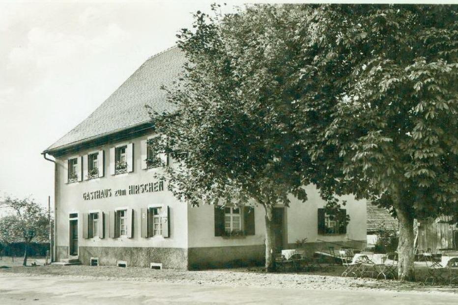 Gasthaus Hirschen - Stegen