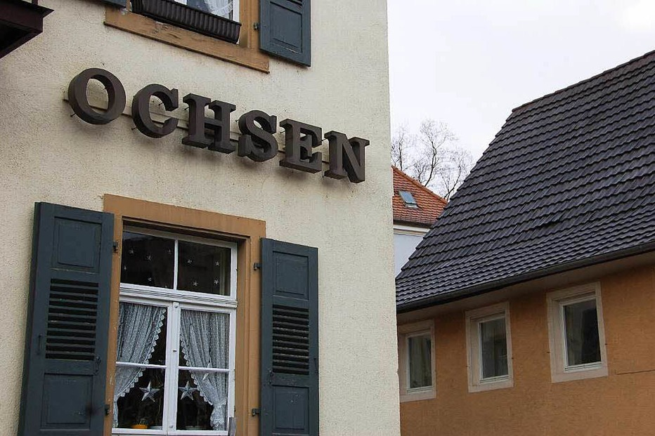 Gasthaus Ochsen - Kandern