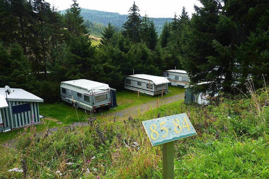 Campingplatz Hochschwarzwald (Muggenbrunn) - Todtnau