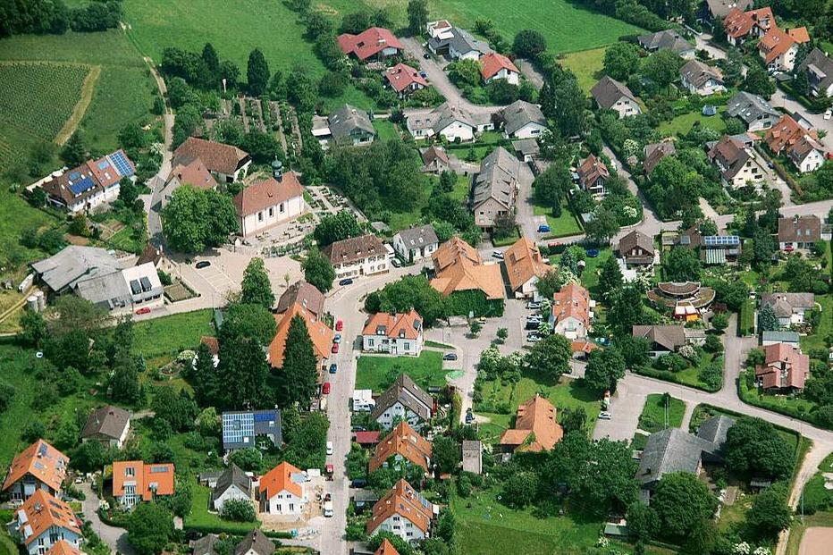 Ortsgebiet - Wittnau