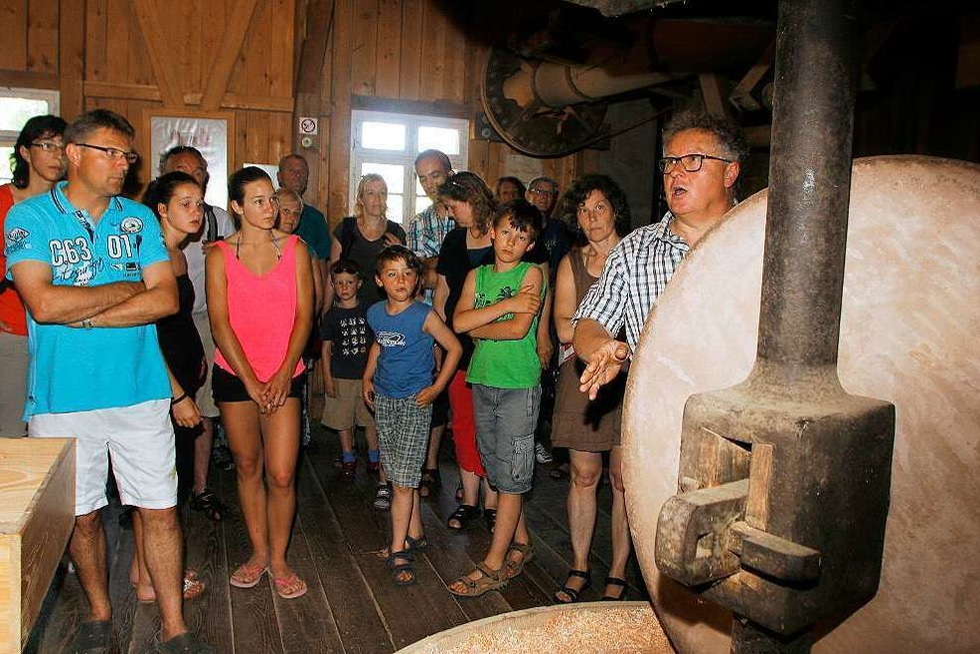 Historische Mühle Glatz - Seelbach