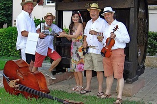 Hot Club de Stampf in Emmendingen-Windenreute