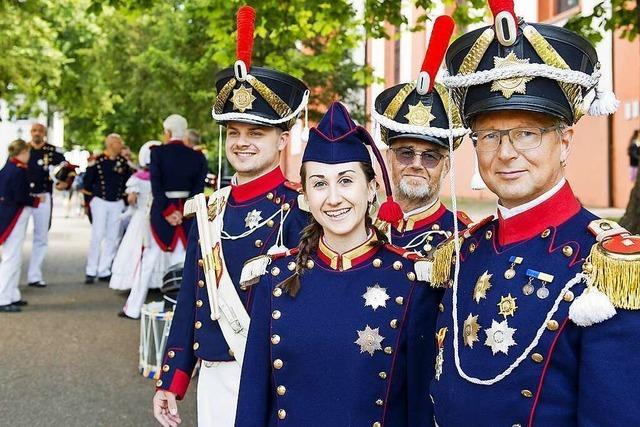 Warum schlüpfen Menschen in historische Kostüme?