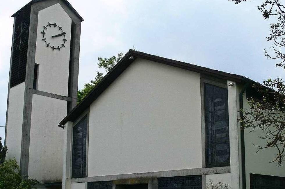 Ev. Auferstehungskirche (Ichenheim) - Neuried