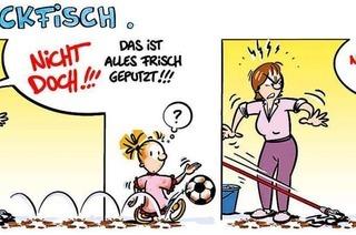 Lucy Backfisch: Und Schuss!