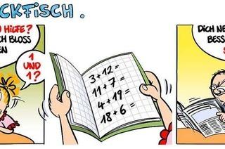 Lucy Backfisch: Papa und Mathe