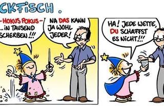 Lucy Backfisch: Zauberei
