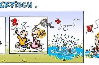 Lucy Backfisch: Gefangen!