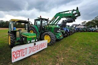 Freiburg bekommt den neuen Stadtteil Dietenbach – und damit 6000 Wohnungen