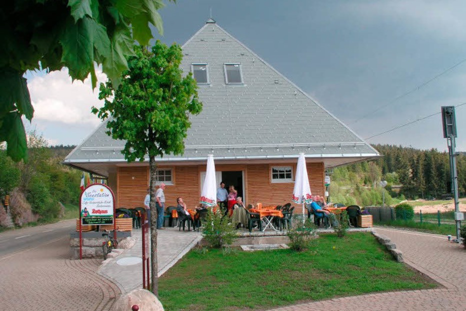 Café Seestation - Schluchsee