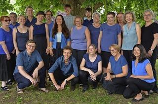 Russischer Chor der Universität Freiburg in Müllheim