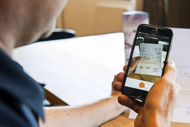 Wie Lexoffice aus Freiburg kleinen Firmen mit künstlicher Intelligenz bei der Buchhaltung hilft