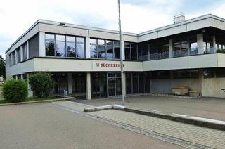 Bibliothek im Gemeinschaftshaus Neustadt