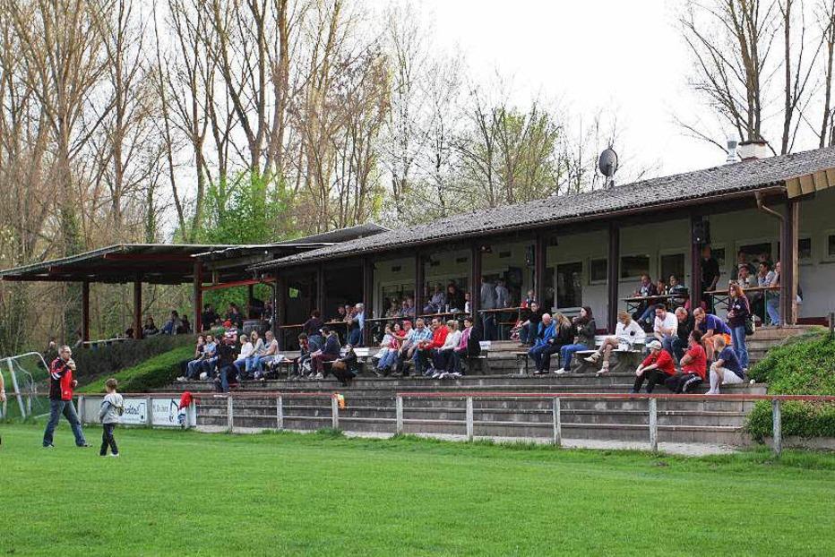 Rheinwaldstadion (Burkheim) - Vogtsburg