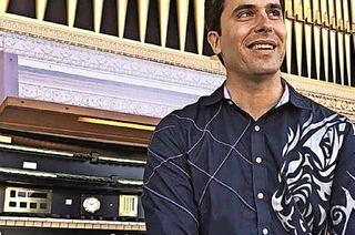 Mit Raúl Prieto Ramírez in St. Peter