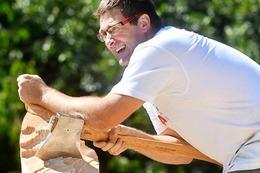 Fotos: Holzfällermeisterschaften in Schuttertal 2018