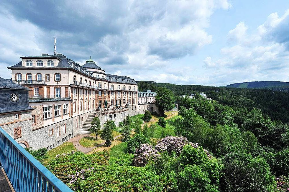Schlosshotel Bühlerhöhe - Bühl