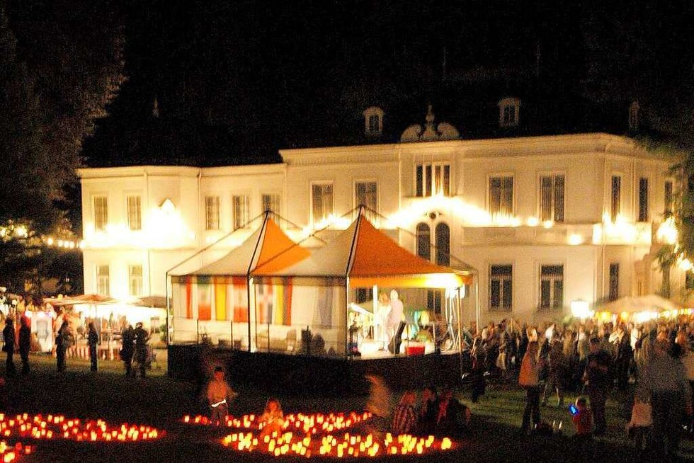 Villa Jamm im Stadtpark - Lahr