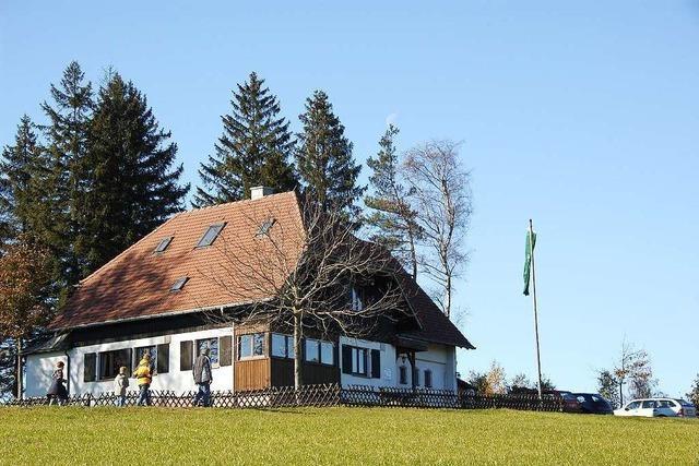 Wanderheim Kreuzmoos
