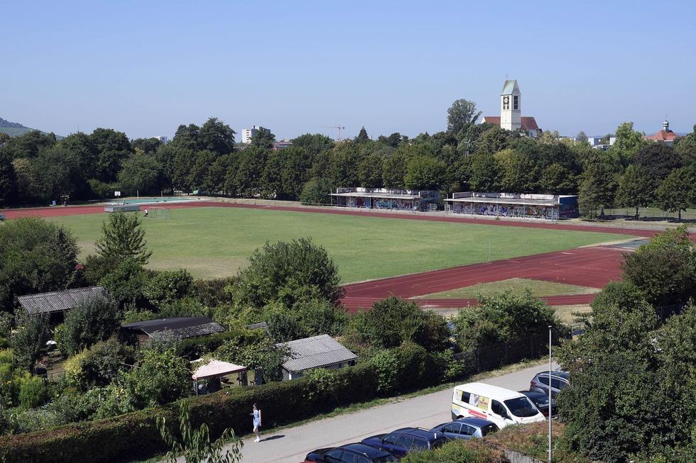 Sportanlage Staudinger Schule - Freiburg