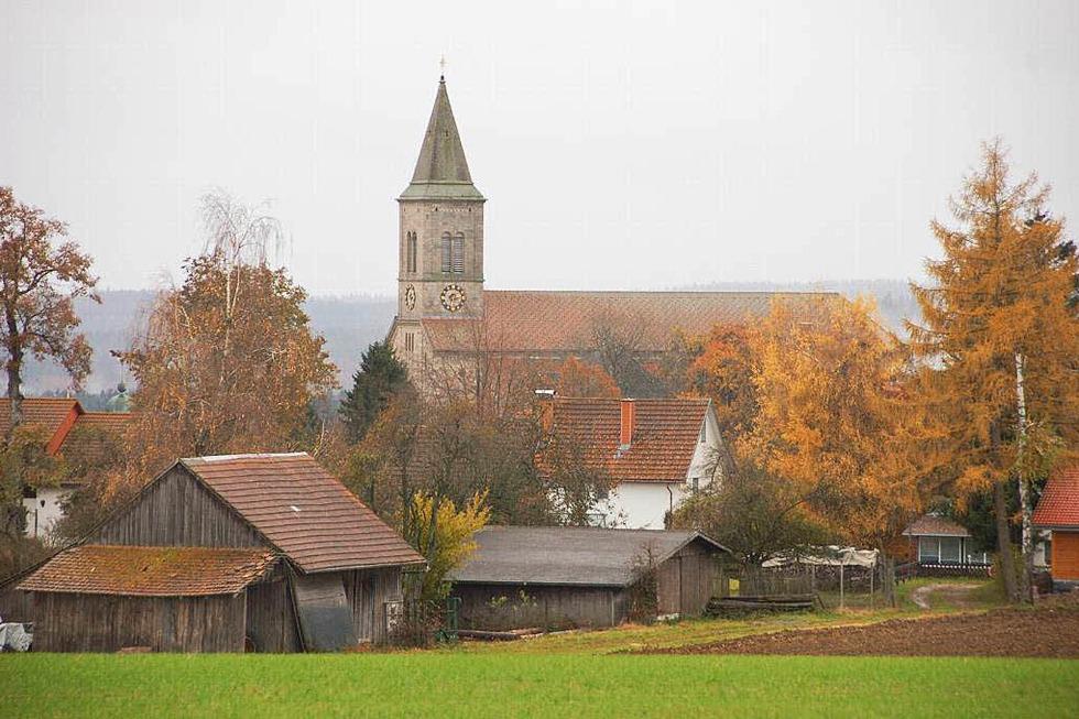 Kirche St. Peter und Paul - Bonndorf