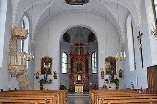 Kirche St. Maria Himmelfahrt (Gündelwangen)