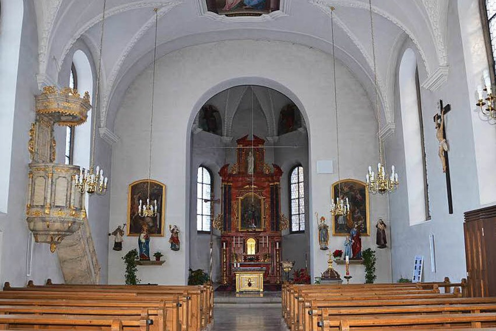 Kirche St. Maria Himmelfahrt (Gündelwangen) - Bonndorf